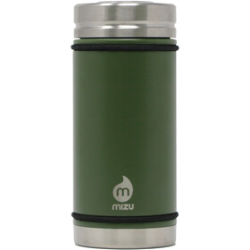 MIZU V5 Borraccia isolante con tappo 500ml, enduro army green